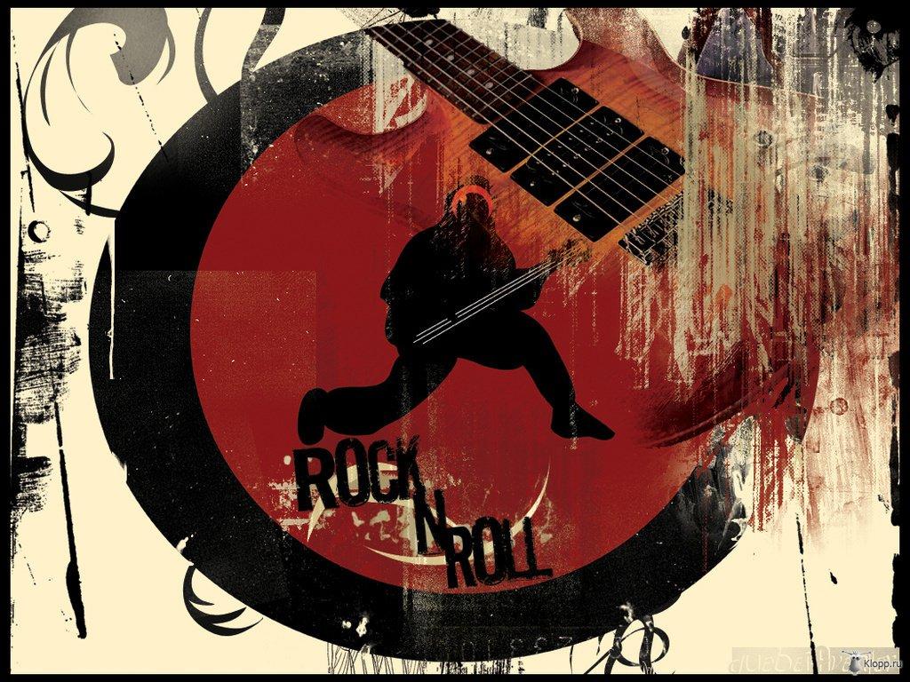 Картинки на аву рок н ролл